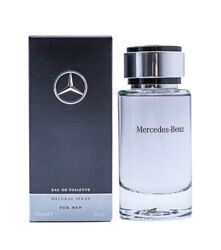 Mercedes Benz by Mercedes-Benz 4.0 oz EDT Cologne for Men New In Box $28.64