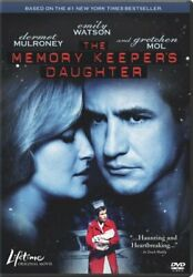 The Memory Keeper's Daughter [DVD] NEW!