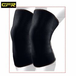 PLUS SIZE Patella Knee Brace Support Sport Compression Sleeve Guard Protector SF