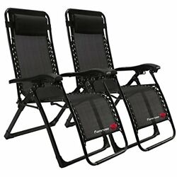 New Flamrose Patio Chairs With Pillow Zero Gravity Lounge Chair Beach Outdoor