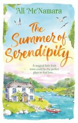 ALI McNAMARA __ THE SUMMER OF SERENDIPITY __ BRAND NEW __ FREEPOST UK