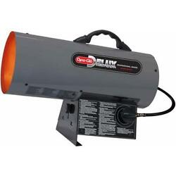 Dyna-Glo Delux 40000 BTU LP Portable Forced Air Heater Propane Gas Space NEW