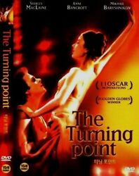 THE TURNING POINT (1977)  New Sealed DVD  Shirley MacLaine Anne Bancroft