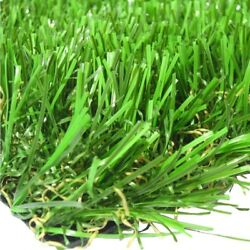 7.5 x 13 ft Artificial Realistic Grass Synthetic Lawn Turf Carpet Outdoor Mat