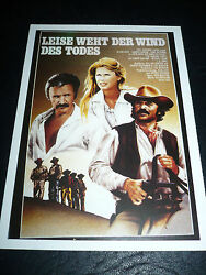 THE HUNTING PARTY film card Oliver Reed Candice Bergen Gene Hackman $1.50