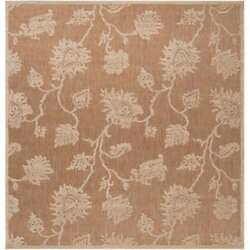 Surya PRT1008-8812 Portera 9'x12' Polypro. Loomed Floral Outdoor Rug