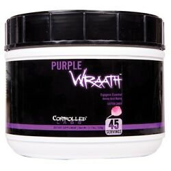 Controlled Labs PURPLE WRAATH 45 Servings 1.2 lb Essential Amino Acids 2 FLAVORS