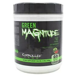 Controlled Labs Green Magnitude Creatine Matrix - 80 Servings SOUR GREEN APPLE