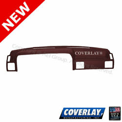 Maroon Dash Board Cover 12 270 MR For Tempo Front Upper Coverlay $191.54
