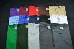 1 Shaka Wear Super Max Heavy Weight T shirts Color Plain Blank Tee New S 7XL $16.50