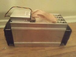 Bitmain AntMiner L3++ 580 MHs Litecoin Miner and power supply