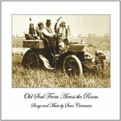 Sean Crimmins-Old Soul from Across the Room CD NEW