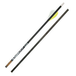 Gold Tip Hunter 340 Rage Edition Arrow 29.5in 2 Yellow 1 White Vanes 6PK $39.99