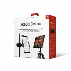 IK Multimedia iKlip 3 Deluxe Universal Mount For Tablets