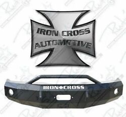 Iron Cross HD Push Bar Front Bumper 88-98 Chevy  GMC Pickup Truck 22-515-88