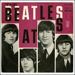 The Beatles 1966 Beat Odeon Stereo Club Edition LP Odeon 6086 (France)