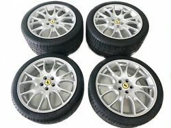 Ferrari 599 Gtb Rims 20 Inch Alloy Rims Wheels 213595 213596 Rims Bbs