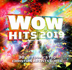 Various Artists- WOW Hits 2019: Today's Top Artists & Hits [2CD] 2018 •• NEW ••