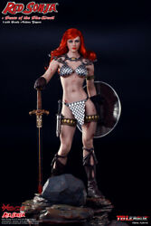 DHL Express 16 TBLeague PL2017-93 Red Sonja Scars of the She-Devil Figure