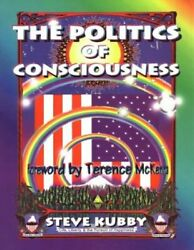 Politics of Consciousness Loompanics Unlimited Terence McKenna Breakout Pro. NEW $48.95