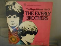the magical golden hits of the everly brothers 1976 $9.00
