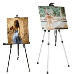 Telescoping Tripod Painting Artist Easel Display Stand Drawing Board Art Sketch