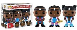 Pop! Vinyl--WWE - New Day: Big E Xavier Woods & Kofi Kingston US Exclusive P...