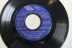 The Sandpipers Mitch Miller Orchestra – Golden Mother Goose vinyl 45 Rhymes