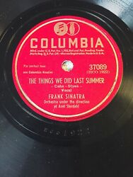 Frank Sinatra - The Things We Did Last Summer - The Coffee Song (...In Brazil)
