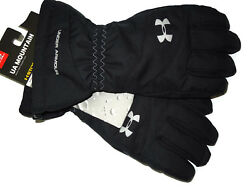 Under Armour Women#x27;s winter storm 3 Mountain Gloves size Large $56.35
