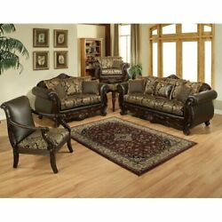 Orion 4 Piece Sofa Set by Arely's Furniture Inc.