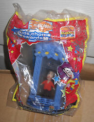 #9319 NIP Burger King Nickelodeon Kids Choice Awards Rosie O#x27;Donnell Toy $10.39