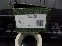 Brizo T84101-RB    Single Function Body Spray - H2Okinetic Technology NVR USED