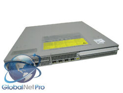 CISCO ASR1001 - ASR1001 Router Crypto 4X1GE Dual AC - LIFETIME WARRANTY