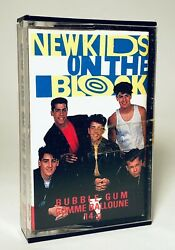 Vintage 1990 O-Pee-Chee NEW KIDS ON THE BLOCK Bubble Gum candy container #24 $12.00