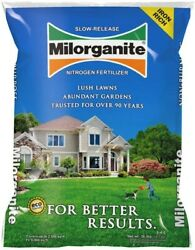 Milorganite Slow Release Nitrogen Lawn Fertilizer 32 lb $26.71