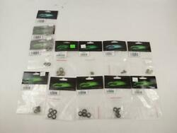 Assorted Goblin Helicopter RC Parts Bearings Grommets Damperner Set Washers $29.61