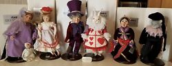 Alice In Wonderland Collection 30 inch Faith Wick Dolls