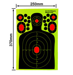 Shooting Targets Reactive Splatter 9.5