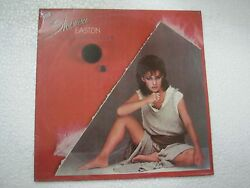 SHEENA EASTON  A PRIVATE HEAVEN   RARE LP RECORD vinyl 1984 INDIA INDIAN ex