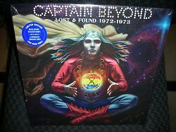 CAPTAIN BEYOND **Lost & Found 1972-1973 **NEW COLORED RECORD LP VINYL
