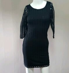 Express Little Black Dress XS Euc Womens $7.00