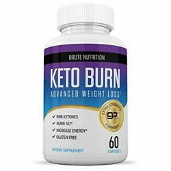 Keto Diet Pills Advanced Weight Loss Ketosis Supplement Capsules