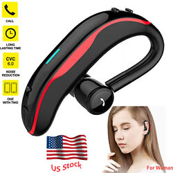 Wireless Bluetooth Headset Earpiece with Mic for Samsung A40 A50 A70 LG V40 V30