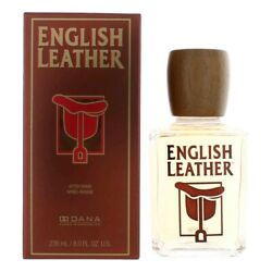 English Leather by Dana 8 oz After Shave Splash for Men