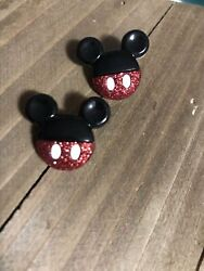 Mickey Mouse Post Earrings $5.50