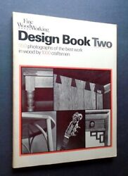 FINE WOODWORKING DESIGN Book 2 Chairs Tables Beds Desks Chests Cabinets Carving