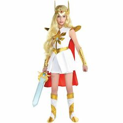She-Ra Halloween Costume for Girls Medium Includes Accessories