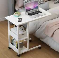 Movable Computer Desk Bedside Table For Bed Or Couch $99.99