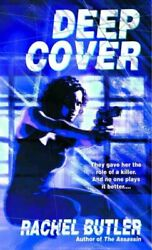 Deep Cover Paperback by Butler Rachel Brand New Free shipping in the US